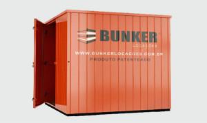 Franquia de locação de containers