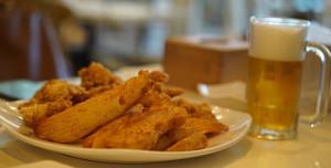 Franquia de chopperia e restaurante