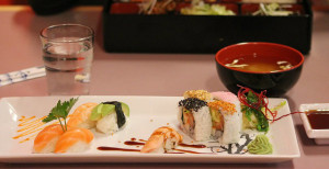 Franquia de restaurante de comida asiática