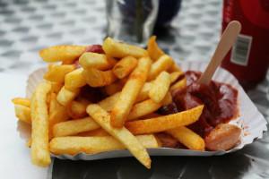 Rede de franquia de batata frita.
