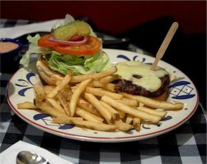 Franquia Fry's.