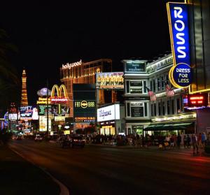 Cidade de Las Vegas.