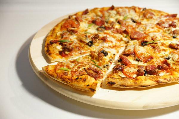 Franquia Leve Pizza