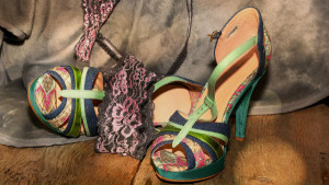 Franquia de roupas e sapatos