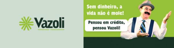 Vazoli: sem dinheiro, a vida não é mole.