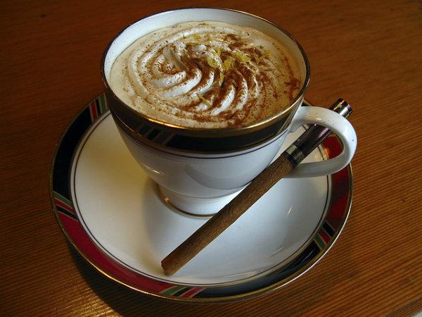 Franquias de máquina de café