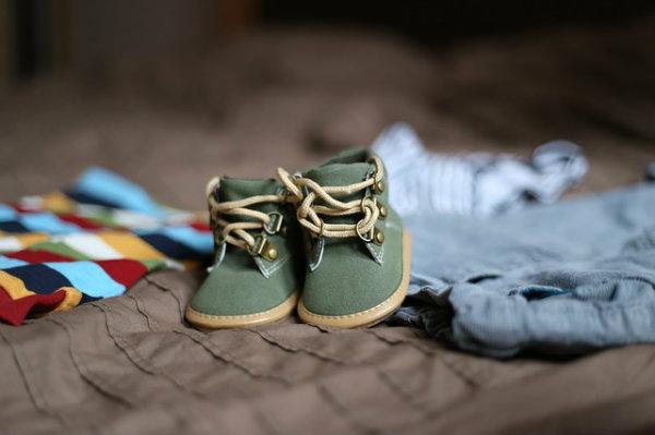 Franquias de sapatos infantis
