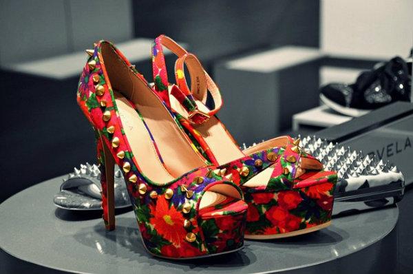 Franquia de calçados