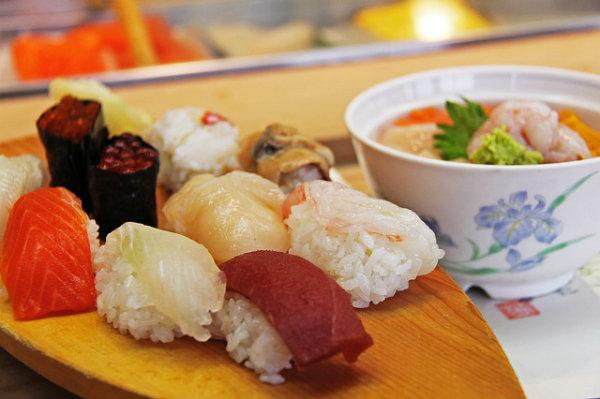 Franquia Sushi na Moto