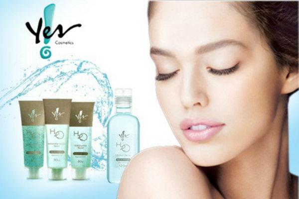Rede de franquias Yes Cosmetics.